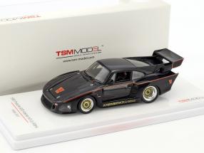 Porsche 935 Kremer K3 LeMans Walter Wolf Baujahr 1980 schwarz 1:43 TrueScale