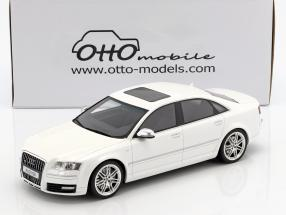 Audi S8 Baujahr 2008 D3 ibisweiß 1:18 OttOmobile