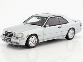 Mercedes-Benz C124 E36 AMG year 1995  brilliant silver 1:18 OttOmobile