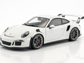 Porsche 911 (991) GT3 RS year 2016 white 1:18 AUTOart