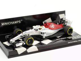 Marcus Ericsson Sauber C37 #9 Showcar Formel 1 2018 1:43 Minichamps