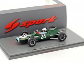 John Surtees Matra MS5 #24 GP de Reims Formel 2 1966 1:43 Spark