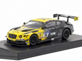 Bentley Continental GT3 #38 24h Nürburgring 2017 Bentley Team ABT 1:64 Spark