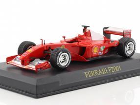 Michael Schumacher Ferrari F2001 #1 Weltmeister Formel 1 2001 1:43 Altaya