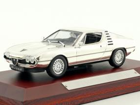 Alfa Romeo Montreal chrome