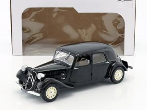 Citroen Traction 11CV Baujahr 1937 schwarz 1:18 Solido