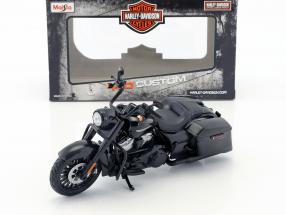 Harley-Davidson Road King Special year 2017 black 1:12 Maisto