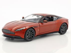 Aston Martin DB11 year 2017 copper orange 1:24 MotorMax