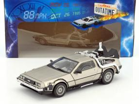 DeLorean DMC-12 Back in the future part 2 1:18 SunStar