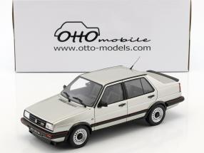 Volkswagen VW Jetta GTX 16V Baujahr 1987 diamant silber 1:18 OttOmobile