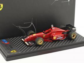 Michael Schumacher Ferrari F310 #1 Australien GP Formel 1 1996 1:43 BBR