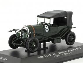Bentley 3L #8 Winner 24h LeMans 1924 Duff, Clement 1:43 Ixo