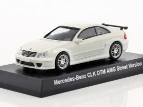 Mercedes-Benz CLK DTM AMG Street Version white 1:64 Kyosho