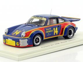 Porsche 911 Carrera RSR #14 Winner 12h Sebring 1976 Holbert, Keyser 1:43 Spark