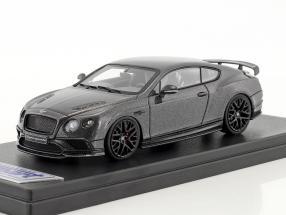 Bentley Continental Supersports Baujahr 2017 magnetic grau 1:43 LookSmart