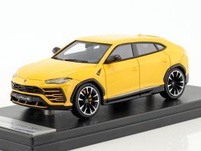 Lamborghini Urus Baujahr 2017 gelb 1:43 LookSmart