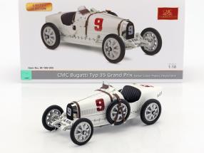 Bugatti Typ 35 Grand Prix #9 Nation Colour Project Deutschland 1:18 CMC