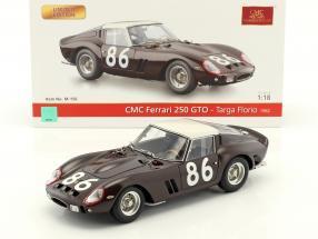 Ferrari 250 GTO #86 Targa Florio 1962 Scarlatti / Ferraro 1:18 CMC
