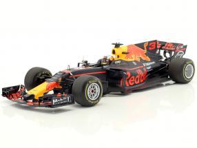 Daniel Ricciardo Red Bull RB13 #3 3rd Spanien GP Formel 1 2017 1:18 Spark