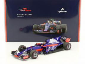 Daniil Kvyat Toro Rosso STR12 #26 Australien GP Formel 1 2017 1:18 Spark
