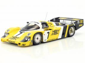 Porsche 956B #7 Winner 24h LeMans 1985 Ludwig, Barilla, Winter 1:18 Spark