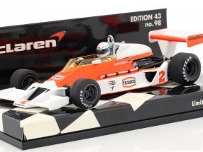 J. Mass McLaren Ford M26 Formel 1 1977 1:43 Minichamps