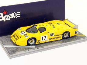 Lola T610 24h LeMans 1982 Cooke, Redman, Adams 1:43 Spark Bizarre