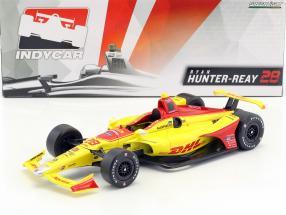 Ryan Hunter-Reay Honda #28 IndyCar Series 2018 Andretti Autosport 1:18 Greenlight