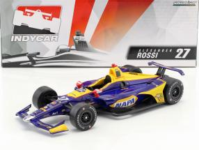 Alexander Rossi Honda #27 IndyCar Series 2018 Andretti Autosport 1:18 Greenlight