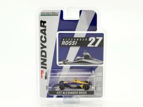 Alexander Rossi Honda #27 IndyCar Series 2018 Andretti Autosport 1:64 Greenlight