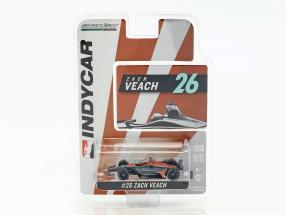 Zach Veach Honda #26 IndyCar Series 2018 Andretti Autosport (Group One Thousand One) 1:64 Greenlight