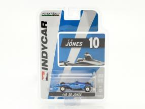 Ed Jones Honda #10 IndyCar Series 2018 Chip Ganassi Racing 1:64 Greenlight