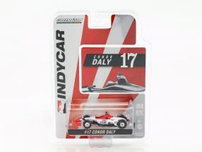 Conor Daly Honda #17 IndyCar Series 2018 Dale Coyne Racing 1:64 Greenlight