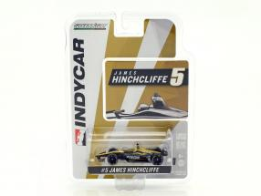 James Hinchcliffe Honda #5 IndyCar Series 2018 Schmidt Peterson Motorsports 1:64 Greenlight