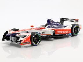 Nick Heidfeld Mahindra M4Electro #23 formula E 2017/2018 1:18 Greenlight