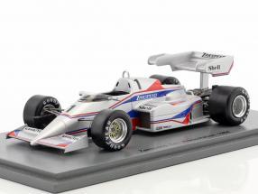 Zakspeed 841 #1 Presentation Car Formel 1 1984 1:43 Spark