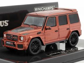 Brabus 850 6.0 Biturbo Widestar year 2016 copper metallic 1:43 Minichamps