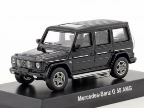 Mercedes-Benz G 55 AMG black 1:64 Kyosho