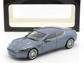Aston Martin Rapide Baujahr 2010 concours blau 1:18 AUTOart