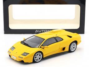 Lamborghini Diablo 6.0 gelb 1:18 AUTOart