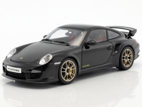 Porsche 911 (997) GT2 RS Year 2010 black 1:18 AUTOart