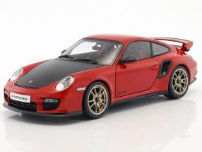 Porsche 911 (997) GT2 RS Baujahr 2010 rot 1:18 AUTOart