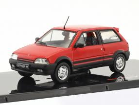 Citroen AX GTi year 1991 red 1:43 Ixo