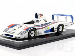 Porsche 936/78 Turbo #6 2nd 24h LeMans 1978 Wollek, Barth, Ickx mit Vitrine 1:18 BBR