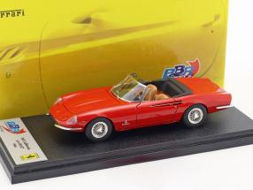 Ferrari 365 California Baujahr 1966 rot 1:43 BBR