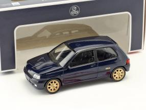 Renault Clio Williams Baujahr 1993 Jet Car blau metallic 1:43 Norev