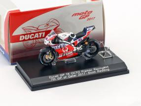 Scott Redding Ducati GP16 #45 Katar MotoGP 2017 1:43 Spark