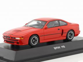 BMW M8 coupe red 1:43 Schuco