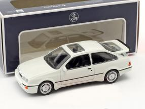 Ford Sierra RS Cosworth Baujahr 1986 Jet Car weiß 1:43 Norev