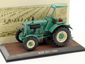 MAN 4TI Traktor Baujahr 1960 grün 1:32 Atlas